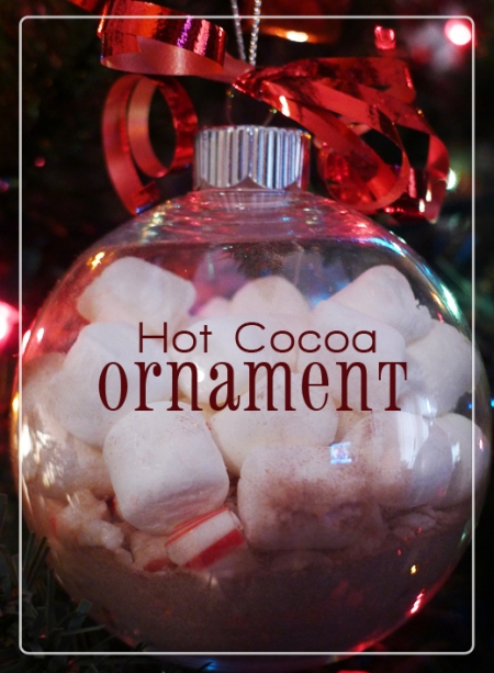 Hot Cocoa Ornament