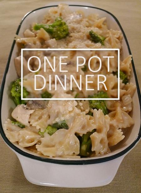 One Pot Dinner
