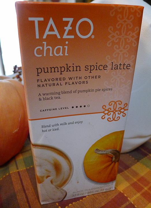 Pumpkin Spice Tea Pumpkin Spice Chai Latte